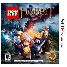#Lego The Hobbit for #3DS I would love this for Christmas too!