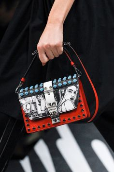 Prada Comic handbag from the ss18 collection