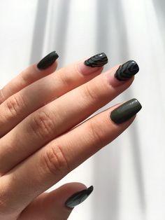 Fall Nail Designs, Photo And Video, Abstract, Nails, Instagram, Summary, Finger Nails, Ongles, Nail
