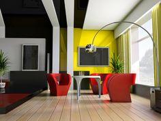 Черный натяжной потолок в интерьере: смелое решение для дизайна