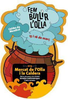 Mercat de l'olla i la caldera a Caldes de Montbui (març 2014)