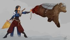 Critical Role Fan Art Gallery – A Tale of Ink and Intrigue | Geek and Sundry