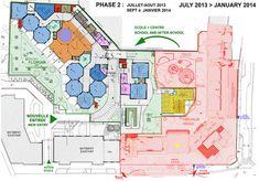 Sonia Delaunay School,Diagram Phase 2