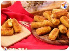 crocchette di patate al forno