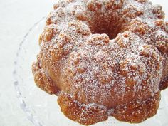 Olive Oil Citrus Bundt Cake    (from @Victoria Kabakian's Mission: Food)