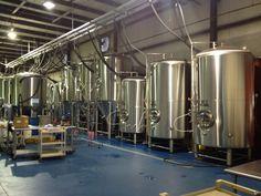 Strangeways Brewing in Richmond, VA