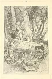 Snow White by Hermann Vogel. Vogel Illustration, Children's Book Illustration, Die Brüder Grimm, Christmas History, Vintage Fairies, Fairytale Art, Girl Sketch, Art Academy, Process Art