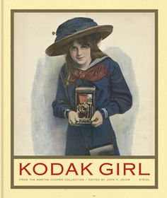 George Eastman invented a camera simple enough for anyone to operate. He then set out to market it to those he thought most likely to use it—women. In 1893, he introduced the Kodak Girl, a fashionable, young, vibrant and independent woman who often appeared in ads in a distinctive blue and white striped dress. Until the mid-1920's the Kodak Girl roamed the world freely taking pictures as she went.