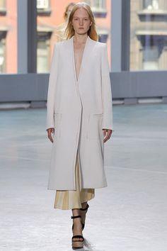proenza schouler - spring 2014 rtw - new york fashion week #nyfw