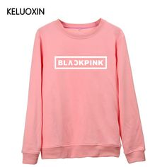 KELUOXIN Sweatshirt New 2017 KPOP BLACKPINK Hoodies For Men Women JENNIE ROSE LISA JISOO Album XXXXL Fleece Pullovers Streetwear-in Hoodies & Sweatshirts from Women's Clothing & Accessories on Aliexpress.com | Alibaba Group