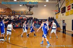 Bucks Junior Varsity Run out of Steam in the Fourth