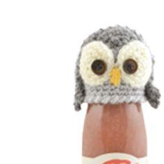 crochet owl 1