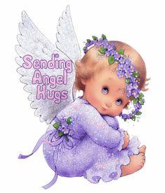 ~Sending Angel Hugs