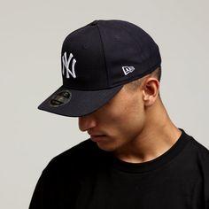 New Era New York Yankees Original Fit Precurved Snapback Navy Culture Kings, New York Yankees, Team Logo, Snapback, Perfect Fit, Brand New, Silhouette, Navy, The Originals