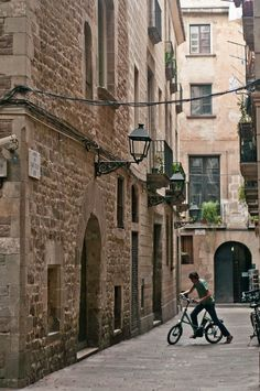 Barri Ribera, Barcelona, Catalonia