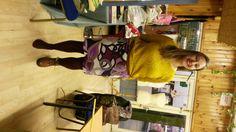 Emma make a skirt workshop