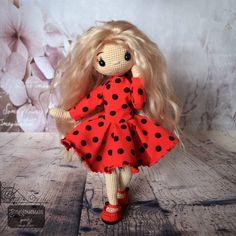 Crochet Doll 🐞 Dolls, Crochet, Baby Dolls, Puppet, Doll, Ganchillo, Crocheting, Baby, Knits