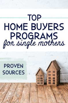 Best home buyers programs for single mothers. Find the mortage you deserve. #singlemoms #mortgage #personalfinance