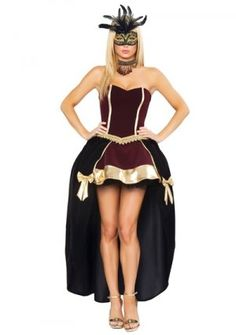 Bad Fairy Adult Ladies Fancy Dress Costume Halloween Gothic Glam Witch UK 6-20