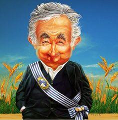 """José """"Pepe"""" Mujica"""