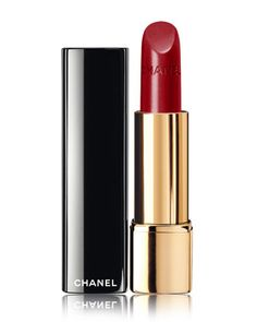CHANEL Rouge Allure in Passion - the perfect red for any complexion