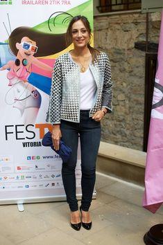 Tamara Falco - FesTVal Television Festival: Day 3