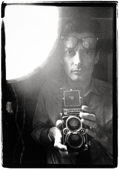 My photography idol. (Yes, that would be Avedon).