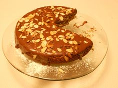 Almond Cake | Glutino