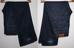 Genuine Tommy Hilfiger Manhattan jeans Denim Modern Fashion Styl Designer 34/34