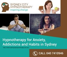 Spare us a visit at Sydney City Hypnotherapy to undergo hypnotherapy to quit smoking in Sydney. We offer personalized stop smoking hypnotherapy in Sydney, because we believe that each person's need is different from the other. You may also visit us to experience hypnosis for anxiety in Sydney.  Address: 166 Glebe Point Road, Glebe, NSW, Australia Phone No.0407 410 946