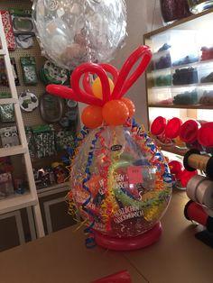 Bunte Geschenkverpackungen bei #partykaiser