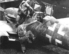 "Messerschmitt Bf109 two seater - BFD """