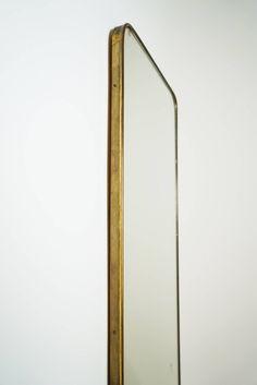 Mirror by Gio Ponti, Fontana Arte, Italy, 1959 3