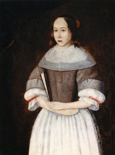 17th-century American Women