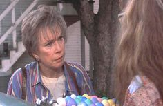 """""""The only reason people are nice to me is because I have more money than God"""" -Ouiser, Steel magnolias."""