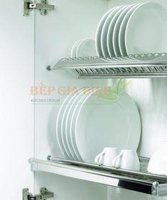 Kệ úp chén đĩa Hettich BS 600/800/900 - W Tableware, Kitchen, Cuisine, Dinnerware, Dishes, Home Kitchens, Kitchens, Cucina, Serveware