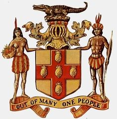 Our Coat of Arms .. Out Of Many One People