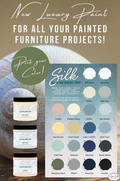 Paint Furniture, Furniture Projects, Furniture Makeover, Diy Projects, Repainting Furniture, Accent Wall Colors, Chalk Paint Projects, Accent Wall Bedroom, Dixie Belle Paint