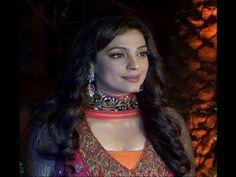 Juhi Chawla | AHANA DEOL'S WEDDING RECEPTION.