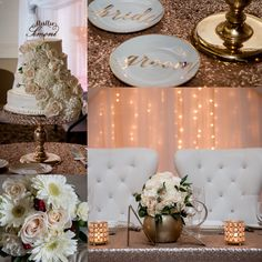 My beautiful wedding!!! It's all about the details ❤ Photos by Zekar Photophraphy