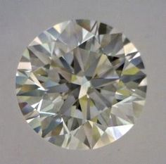 0.8-Carat Round Cut Diamond    This Excellent-cut F-color, and VS2-clarity diamond comes accompanied by a diamond grading report from GIA   $3910.40