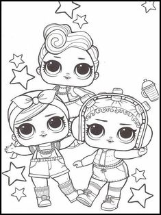 Surprise 22 Printable coloring pages for kids Ladybug Coloring Page, Shopkins Colouring Pages, Barbie Coloring Pages, Disney Princess Coloring Pages, Disney Princess Colors, Unicorn Coloring Pages, Coloring Book Art, Animal Coloring Pages, Free Kids Coloring Pages