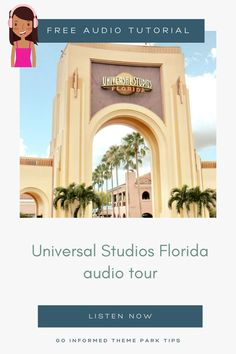 Join Maven from Go Informed on an audio tour through Universal Studios Florida. You'll learn the layout of the park, top attractions, and essential touring tips. At GoInformed.net/4 Florida Theme Parks, Orlando Theme Parks, Universal Studios Florida, Universal Orlando, Orlando Vacation, Diagon Alley, Virtual Tour, Touring, Taj Mahal
