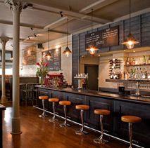 lovely restaurant design