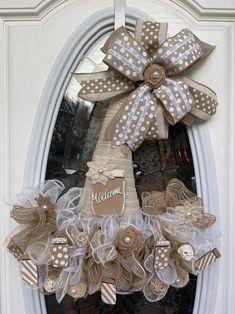 mason jar wreath hat, farmhouse wreath hat, mason jar wreath, holiday hat, deco mesh hat, fall door hanger, fall wreath, fall hat, deco mes