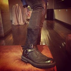 AS98 men's fall 2014 boots