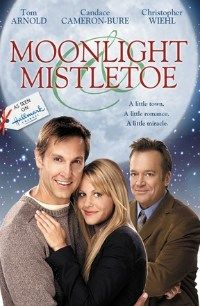 candace cameron bure & tom arnold.  one of my all time fav christmas movies.