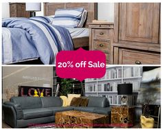 Looking for new furniture but want to save. Check out our sale page!