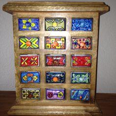 15 drawer chest!! Love it :)