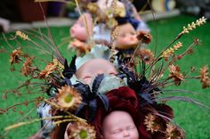 If you love our creepy doll bouquet then why not get in touch for a bespoke order Creepy Dolls, Doll Head, Bespoke, Bouquet, Touch, Flowers, Plants, Taylormade, Bouquet Of Flowers